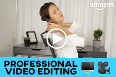 Package: Professional Video Editing