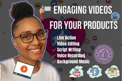 Package: Engaging Videos For Your Products