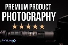 Package: Maximize Revenue w/ Premium Product Photography