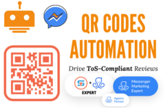 Package: QR Code Automation | Drive TOS Compliant Product Reviews