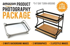 Package: Amazon Product Photography Package - 7 Photos