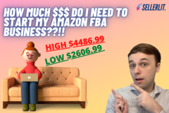Package: [FREE] WHAT AMAZON FBA BUDGET SHOULD I HAVE?!
