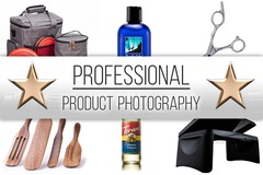 Package: Quality Product Photography on White in the United States