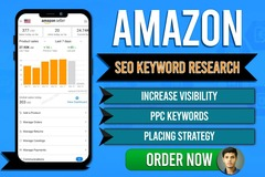 Package: I will do amazon keyword research that actually converts