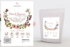 Package: Label packaging design