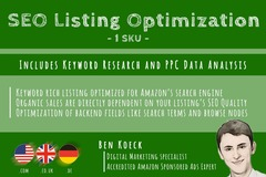 Package: SEO Listing Optimization