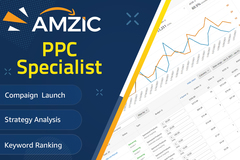 Package: AMAZON PPC CAMPAIGN SPECIALIST⭐SALE⭐