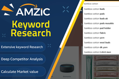Package: COMPETITIVE KEYWORD RESEARCH⭐SALE⭐