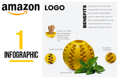 Package: 1 Professional Infographic Image Amazon