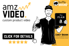 Package: Custom Product Video | White Background | Simple & Effective