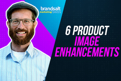 Package: 6 Listing Images Mix -Infographics & Lifestyle Images