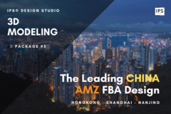 Package: FBA **3D Modeling** In CHINA | IPS® #5