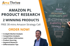 Package: 2 Winning Products - Amazon Private Label Product Research
