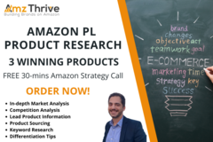 Package: 3 Winning Products - Amazon Private Label Product Research