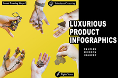 Package: Premium Infographic Product Photography - SPRING SALE
