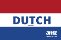 Package: Listing Translation & SEO - ENGLISH TO DUTCH (NL)