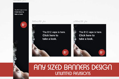 Package: Banner advertising design