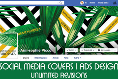 Package: Social media cover and social ads