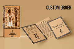 Package: Custom order promo packaging design