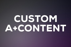 Package: Custom EBC/A+ content