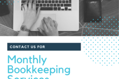 Package: Monthly Bookkeeping Service for Amazon Sellers