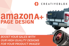Package: WE CREATE PREMIUM A+ CONTENT IMAGES FOR YOUR PRODUCT