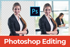 Package: Photoshop - Background image removal