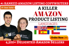 Package: A Killer SEO Product Listing, PPC Keywords + Launch Guide