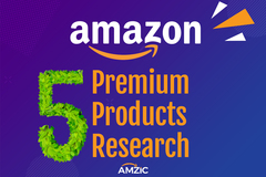 Package: 5 PREMIUM DREAM PRODUCTS RESEARCH⭐NICHE⭐