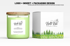 Package: Logo + Insert + Packaging Design (+Photo Discount)