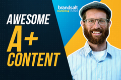 Package: We Create Dazzling A+ Content to Enhance Your Listing