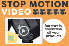 Package: Stop Motion Video