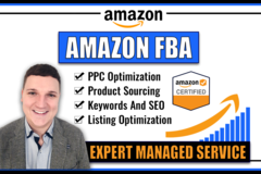 Package: In-Depth Amazon PPC Keyword Research & Competitor Analysis