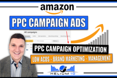 Package: *SALE* Amazon PPC Keyword Research & Competitor Analysis