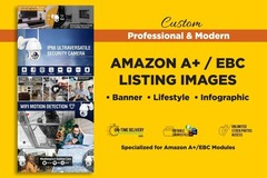 Package: IMAGE & LAYOUT DESIGNS for Enhanced Brand Content (EBC) / A+