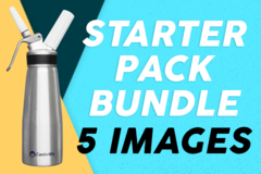 Package: 5 White Background Product Images