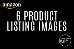 Package: 6 Product Listing Images