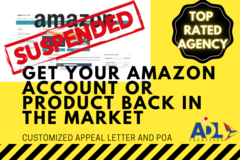 Package: GET YOUR AMAZON ACCOUNT BACK IN NO TIME!