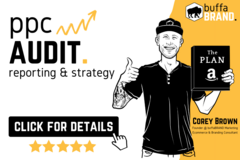Package: Spend Less+Sell More | PPC Audit With Strategic Plan