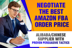 Package: Negotiate the Best Price with Alibaba/Chinese Supplier