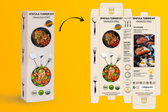 Package: Product Packaging Box Design for Amazon