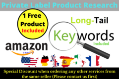 Package: Amazon FBA Private Label Product Research