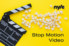 Package: Vivid Stop Motion Animation Video for Your Brand