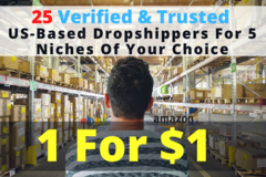 Package: US-based Verified and trusted wholesale Dropshippers
