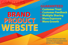 Package: SINGLE PRODUCT WEBSITE