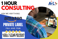 Package: 1 Hour of EFFECTIVE Amazon Coaching and Consulting call