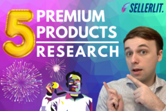 Package: 5 PREMIUM PRODUCTS RESEARCH + 2 BONUSES