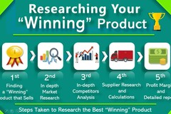 Package: I will do Amazon FBA Product Research
