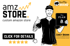 Package: Create A Branded Amazon Store | Optimized and Merchandised