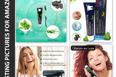 Package: 7 Premium Product images for Amazon listing